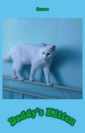 Daddy's kitten °·. muke  by fusee-