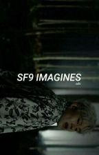 sf9 imagines by toxictae