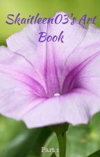 Skait's Art Book by skaitleen03
