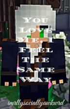 You Love Me, I Feel The Same Way (Travis x Reader) by imrllysociallyawkwrd