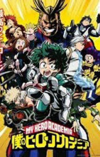 Heart Of A Hero (Boku No Hero Academia X Reader)