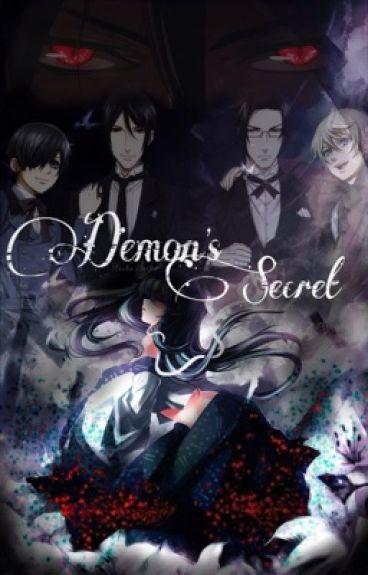 Demon's Secret (Black Butler X Reader)