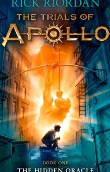 Испытания Аполлона : Затаившийся Оракул