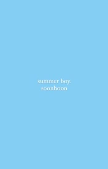 SUMMER BOY / SOONHOON