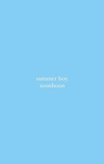 summer boy ; soonhoon