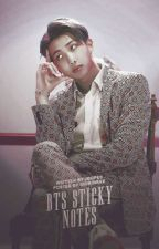 [C] BTS Sticky Notes » Kim Namjoon « by wxlmxx