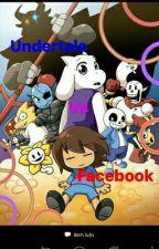 Undertale vs Facebook by minecraftzs38