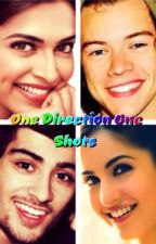One Direction One Shots by Kareshaa