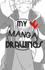 My Manga Drawings by _MadHatter_02