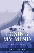 Losing My Mind by xxakanexx