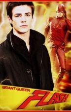 The Flash ve Grant Gustin  Fanı olmak  by Sharman_Gustin