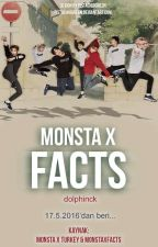 Monsta X Facts by dolphinck