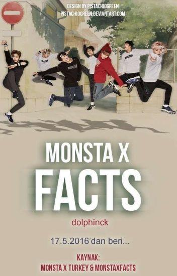 Monsta X Facts