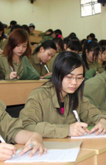 Giáo dục quốc phòng an ninh