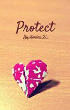 Protect [JunHwan/Hoehwan] by stories_21_