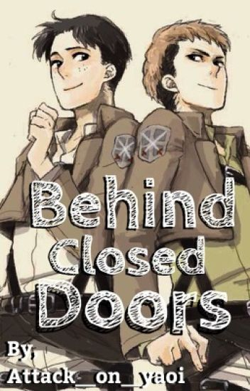 Behind Closed Doors (jeanco smut!)