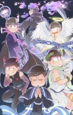 Heaven or Hell [Osomatsu-san x Reader] by chameleonparty