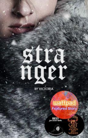 STRANGER ━ Jon Snow by stxrmborn