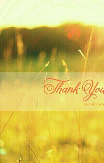 Thank You [COMPLETED/PRIVATE]