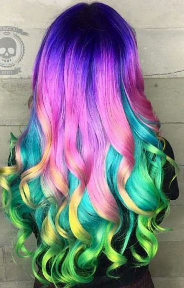 Rainbow Swirls {Phoenix Drop High x Reader} ((HIATUS ;-;))