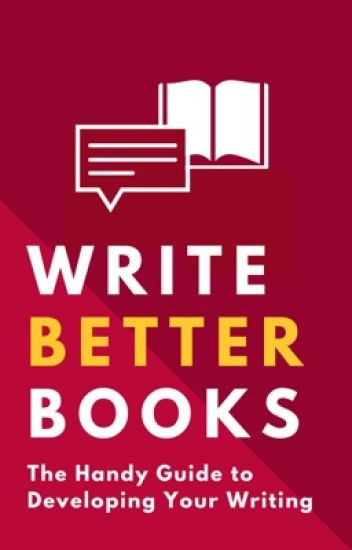 Write Better Books