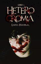 Heterocromía. |S.D #1| by LauraFigueroa2