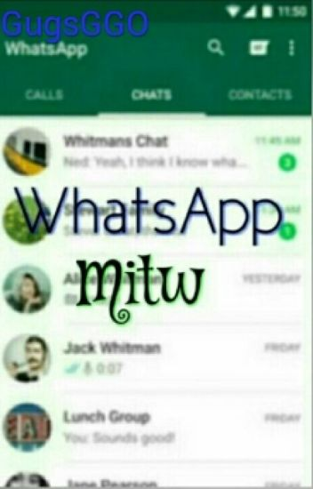 WhatsApp - Mitw