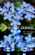 Ne m'oublie jamais... by Gentillefille