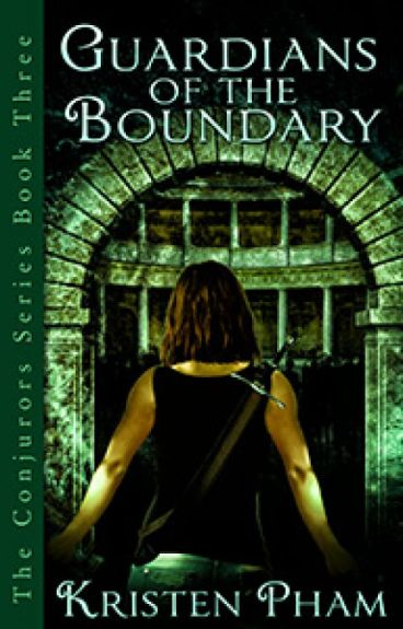Guardians of the Boundary (Book 3 of The Conjurors Series)