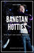 Bangtan Hotties by FezNerd