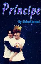 Príncipe 👑 Hopemin by ShiroKazami