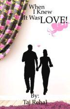 When I knew it was LOVE! by TajRehal