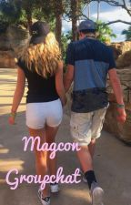 Magcon groupchat  by nicolerowland96