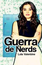 Guerra de Nerds  by pi-zza