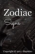 ZODIAC SIGNS I. by -Hayatim-