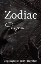 ZODIAC SIGNS by -Hayatim-