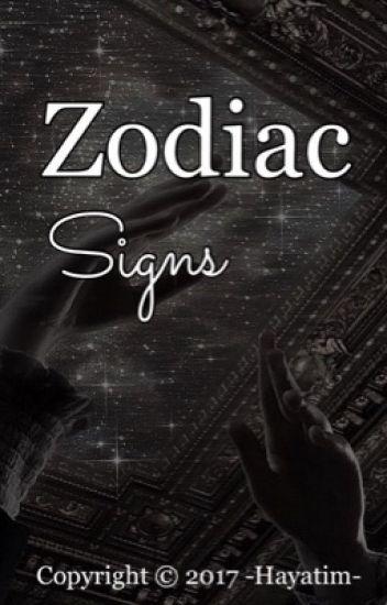 Horoskope - Sternzeichenfakten