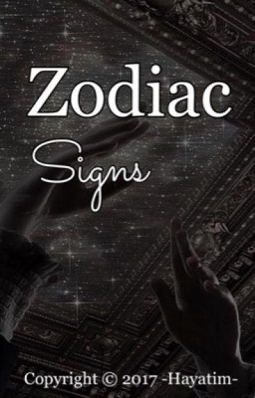 Horoskope- Sternzeichenfakten