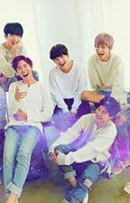 Eu quero os 7 mais só posso ficar com 1  BTS by Sra_TaeTae