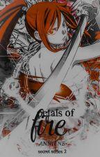 Secrets: Petals of Fire by xAnniexx_