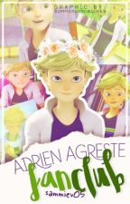 Adrien Agreste Fan Club by -earthbends-