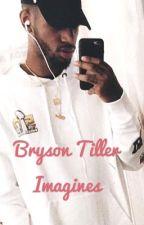 Bryson Tiller Imagines by QueenQuaaa