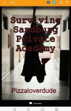 Surviving Sandburg Private Academy.  #Wattys2016 by Pizzaloverdude