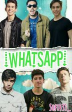 WhatsApp (Youtubers y tú) by sofi433_