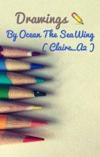 Drawings! ¡¡(Really old art, NEW art book is Ocean Wings))!! by Oceans-wiings