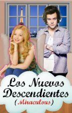 Los Nuevos Descendientes (Miraculous) by Little_Disaster21