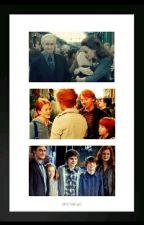 En El Pasado Por Culpa De Weasley by KyraGranger