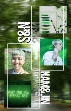 book1» S&N!¡ namjin by chyoongiwa