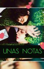 Unas Notas  ///r.d.g/// by Daniela1990RD