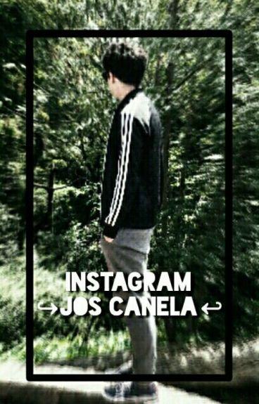 Instagram  ↪ Jos Canela↩